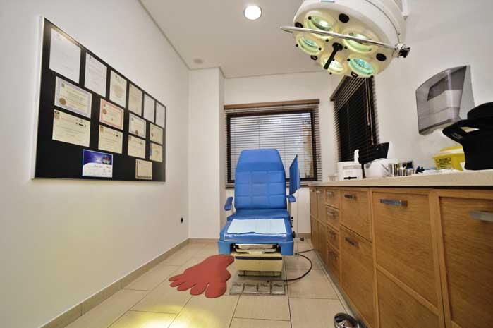 instalaciones clínica j sáez